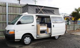 Toyota Hiace 4x4 Campervan For Sale ✓ The Amazing Toyota