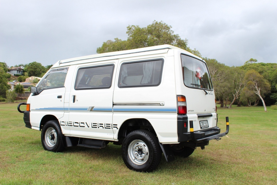 1996 Mitsubishi Express 4wd 4 215 4 Discoverer Off Road Pop